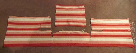 Striped Hoodie Flat