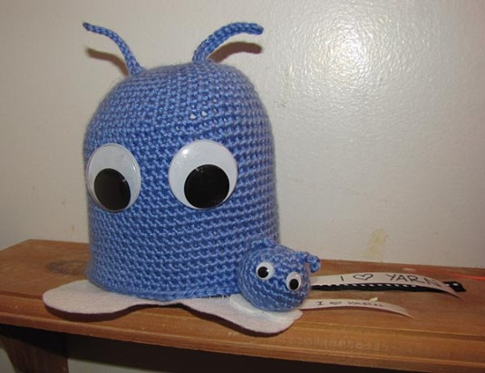 Googly Thought TP Cozy with Original Googly Thought