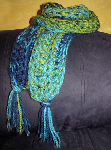 Final Supersized Scarf