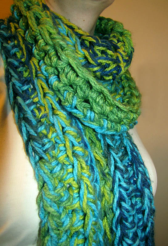 Free Crochet Scarf Patterns For Bulky Yarn : 301 Moved Permanently
