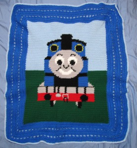 Thomas the Train Blanket