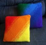Ombre Pillow Set