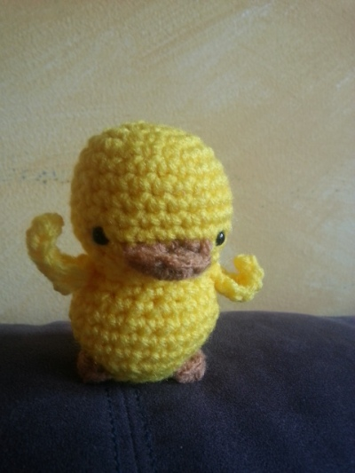 Little Yellow Duck