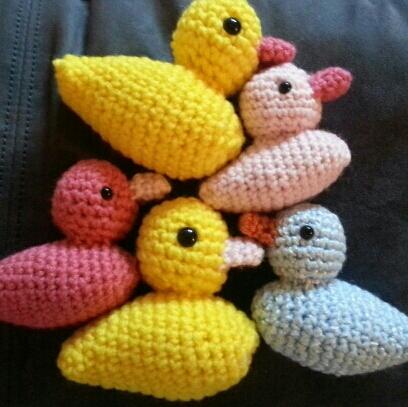 Coworker Ducks