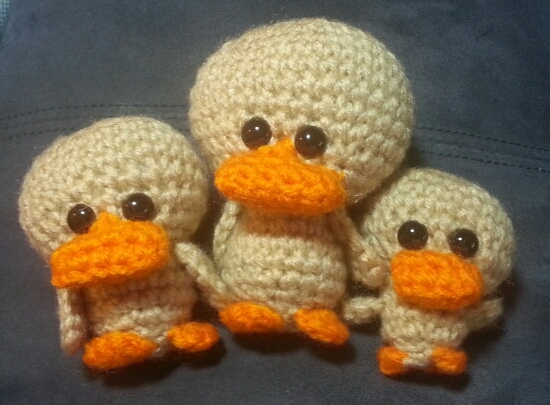 Free Pattern Ugly A Cute Little Duck Hookers Dont Bite